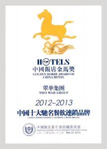 20130409_中國十大馳名餐飲連鎖品牌